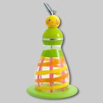 Pylones Bürohelfer Orange minieinkaufswagen Büro & Schreibwaren
